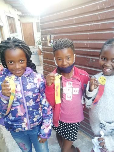 Girls' Reading Club - Molo Mhlaba
