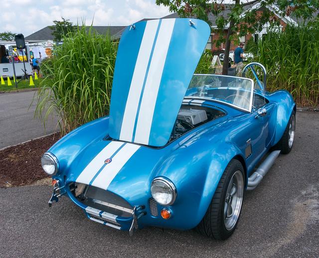 1965 Shelby Cobra Factory Five Racing