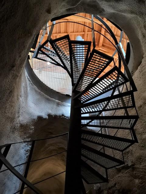 Bajada a las galerías subterráneas de Villamanta / Underground galleries