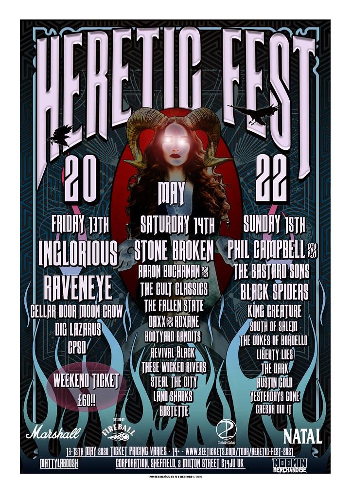 Heretic Festival