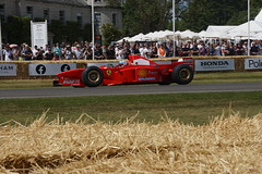 Ferrari F310B 3.0-litre V10 1997, Robbie Kerr, Michael Schumacher at 50, Speed Kings, Motorsport's Record Breakers, Goodwood Festival of Speed