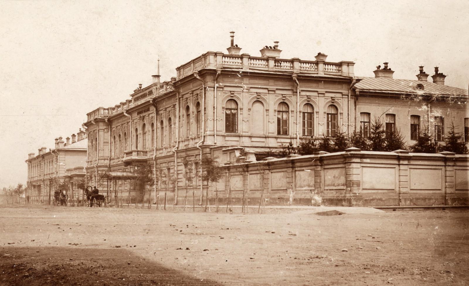 51. Здание Государственного банка