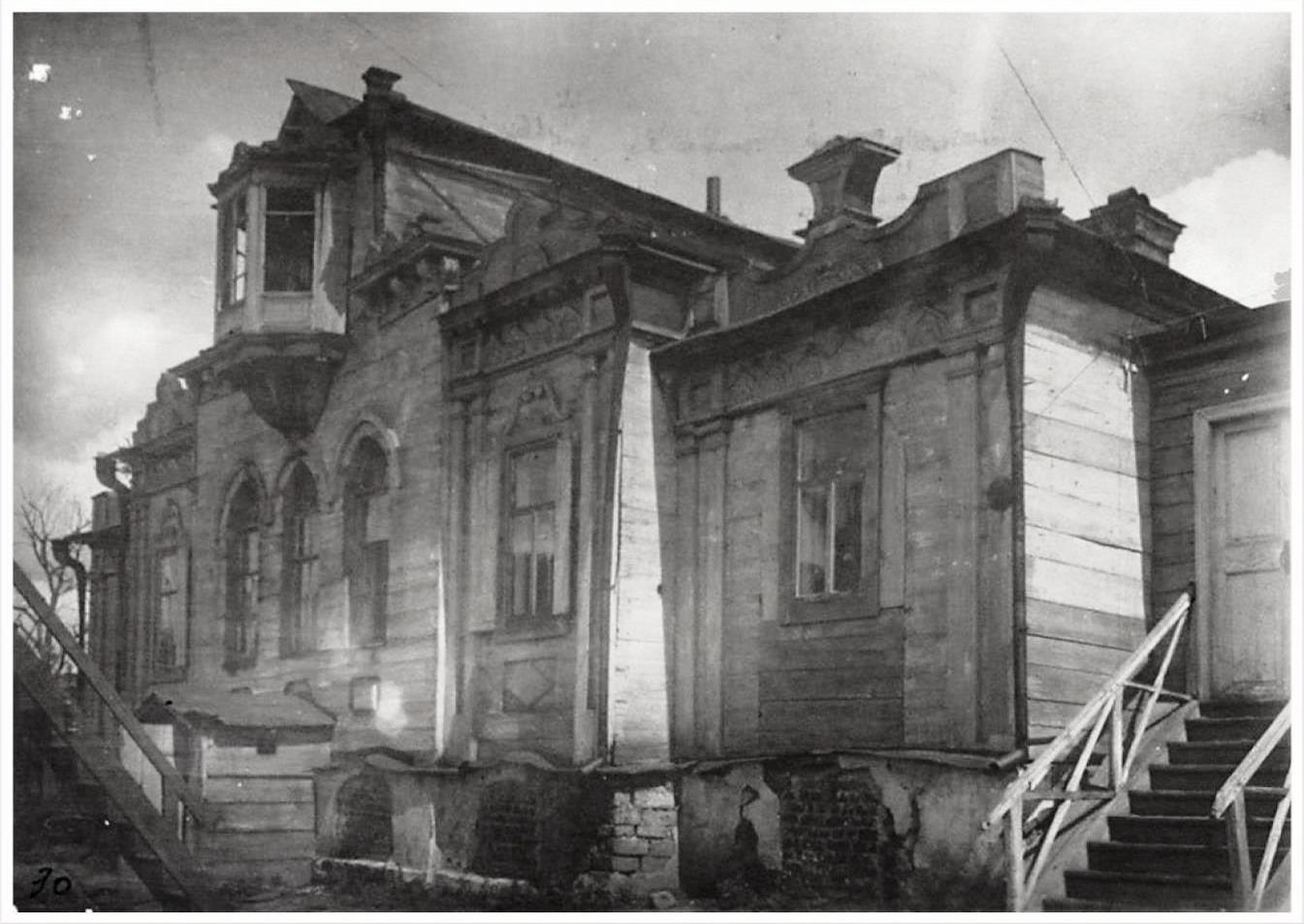 49. Дом Трубецких на ул. Арсенальской