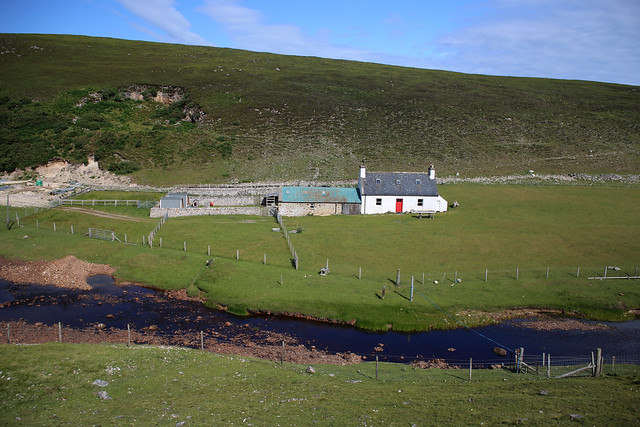 Daill, Cape Wrath