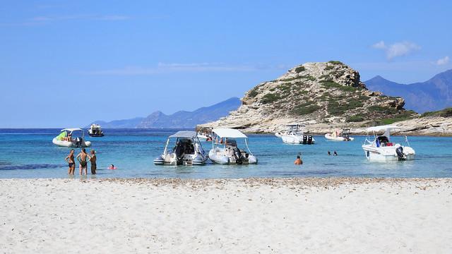 Corsica / Corse - Désert des Agriates