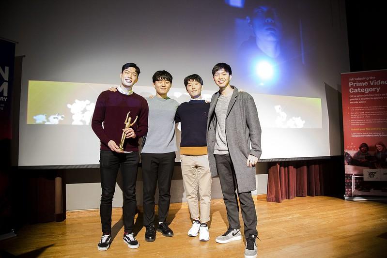 Campus Movie Fest Emory University 2019 Tuyen Chau