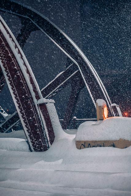 Winter Storm II, V
