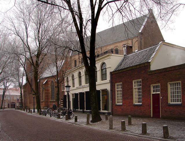 Utrecht - Pieterkerk