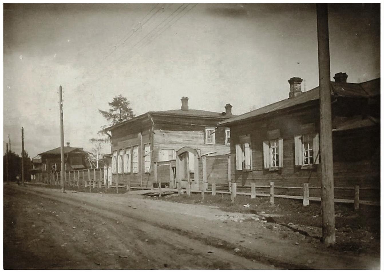 48. Дом Скуратова. Харлампиевская улица