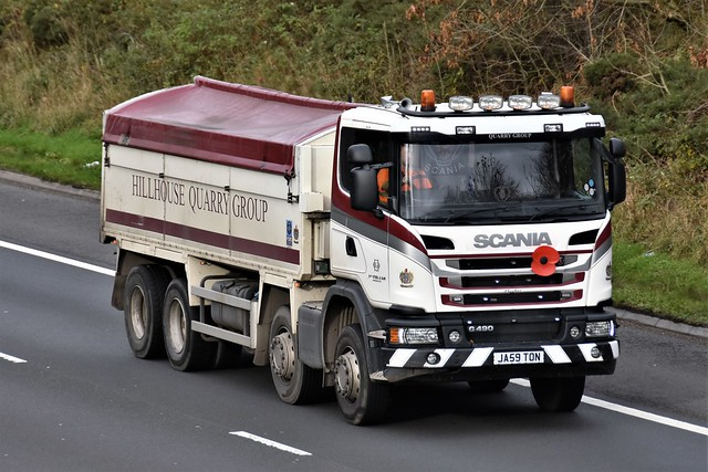 JA59 TON | A Steel & Son Contracts