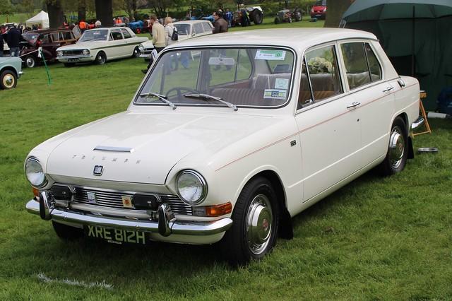 500 Triumph 1300TC (1969) XRE 812 H