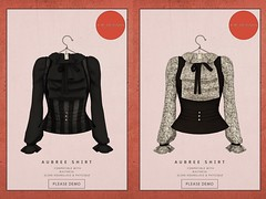 KiB Designs - Aubree Shirt @Golden Days