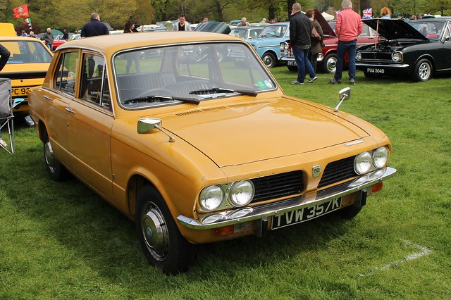 501 Triumph 1500 (1972) TVW 357 K