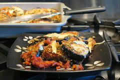 Alison Roman's Roasted Eggplant Parm