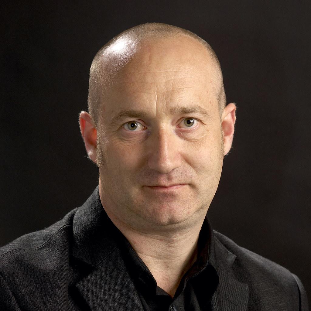 Photo of Prof. Pete Walker