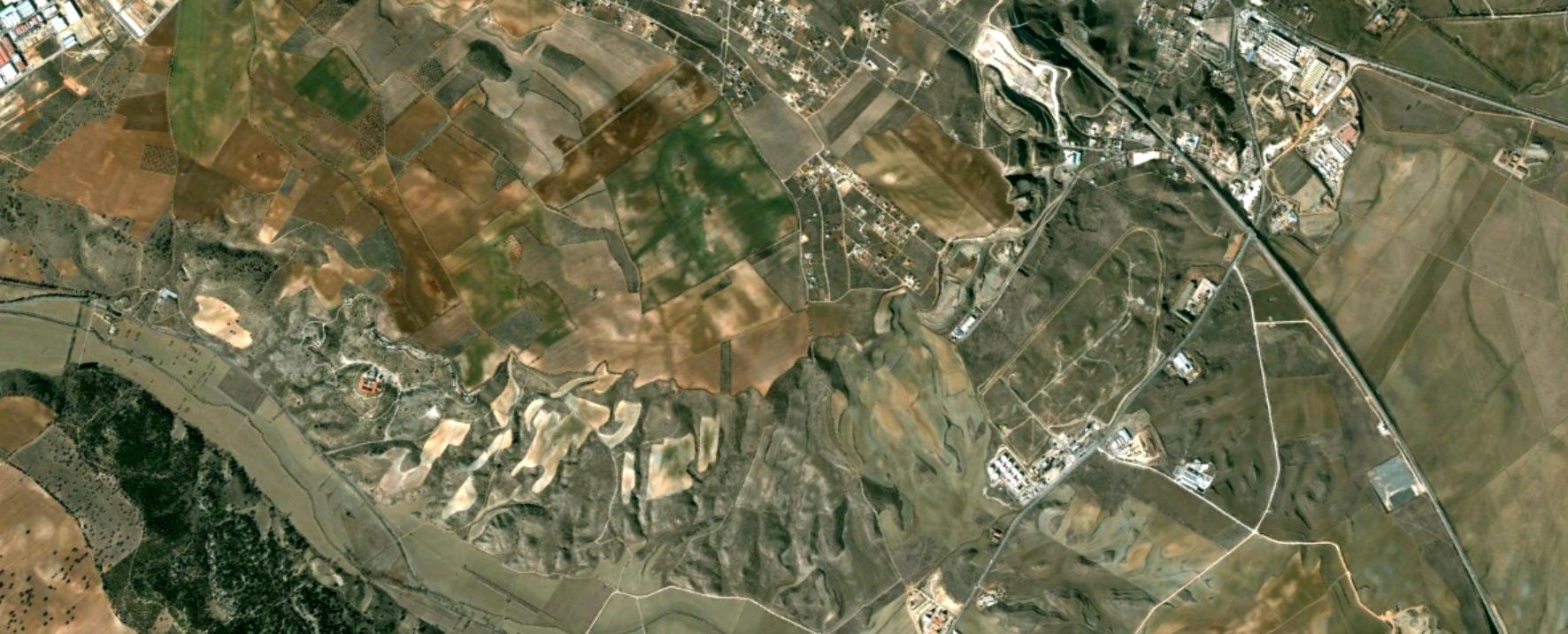 M-203, mejordad del campo, madrid, las cosas de la ferro, antes, urbanismo, planeamiento, urbano, desastre, urbanístico, construcción