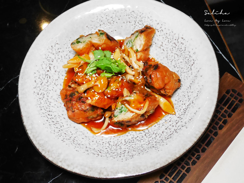台北創意中菜時尚中式熱炒料理隱世餐酒館調酒現場表演劇場風日式料理 (1)