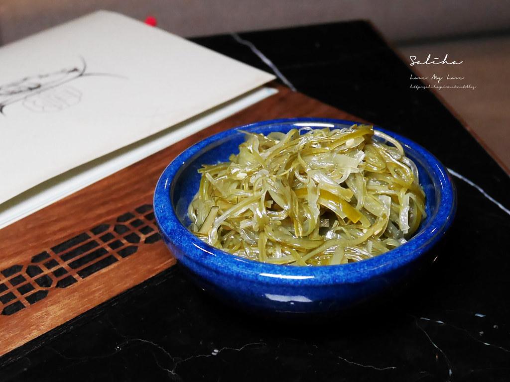 台北信義區餐廳永春站餐廳隱世餐酒館適合約會氣氛好浪漫中式料理 (1)