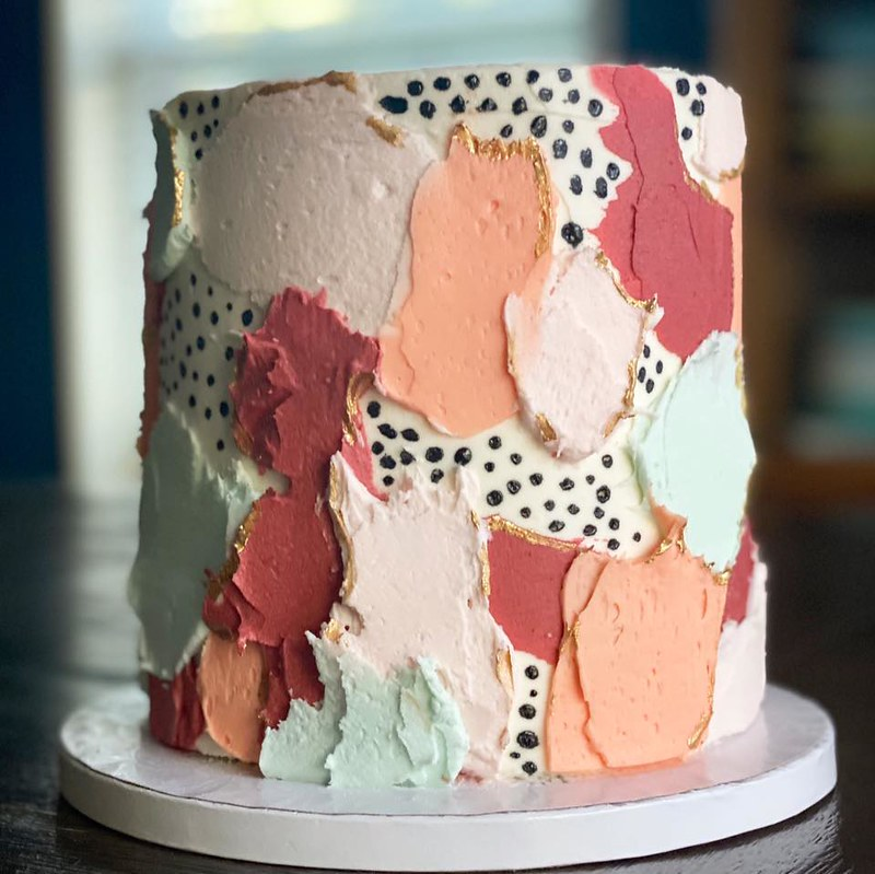 Cake by L.J. Confections