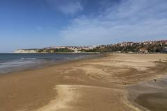 Marea viva en Ereaga