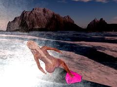 Epic Surf Session With Mina And Duke wooooooo