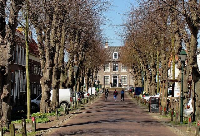Colijnsplaat, Voorstraat