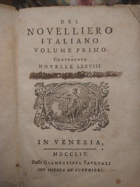 DECAMERÓN 1754