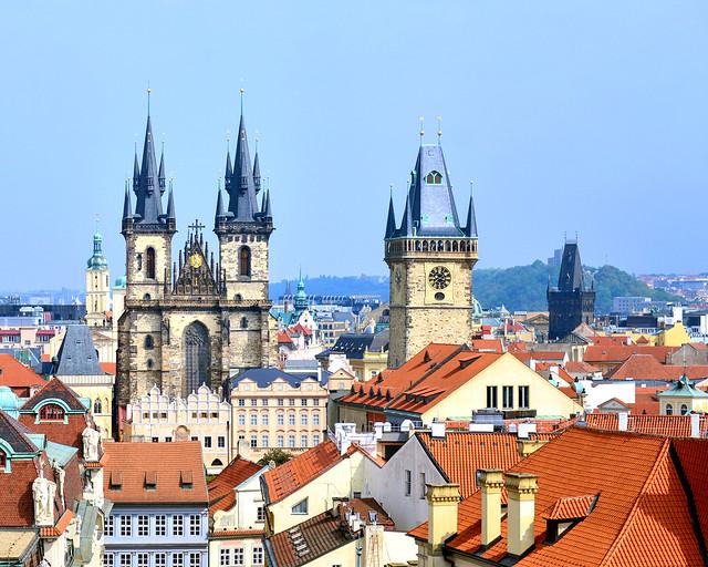 Planning de nuestra ruta por Praga en 3 días