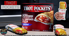 Junk Food - Thot Pocket Ads