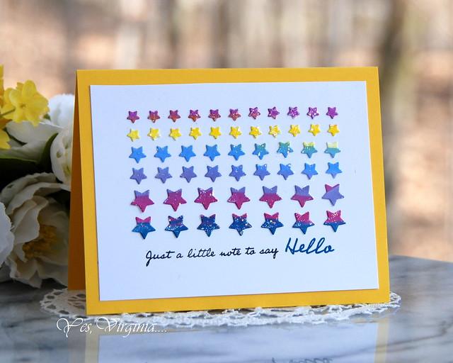 Mini Stars Party (Virginia Lu)