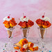 Rose Sundaes for Mondays
