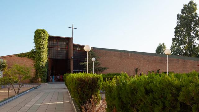 Miguel Fisac. Iglesia Nuestra Señora del Carmen #7