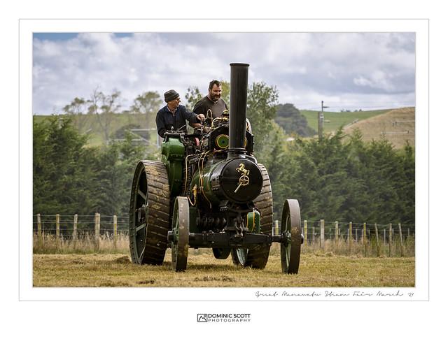 2021 Great Manawatu Steam Fair - Explore