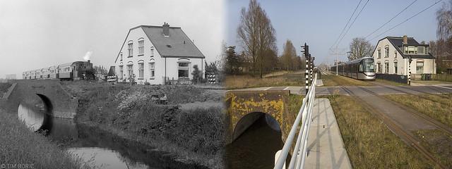 Legmeerpolder 1980 - 2021