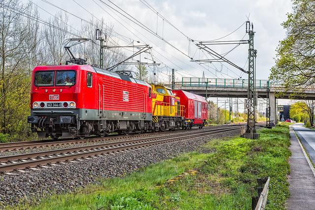 143 344 // Mitteldeutsche Eisenbahn GmbH (MEG)