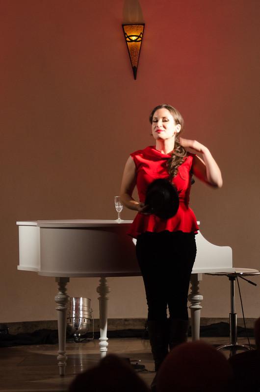Sefora Nelson Konzert 2014 in Warburg