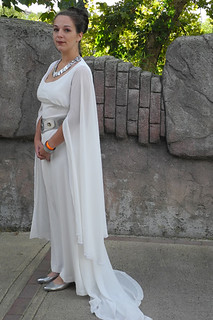 Leia Yavin ceremony - Margherita