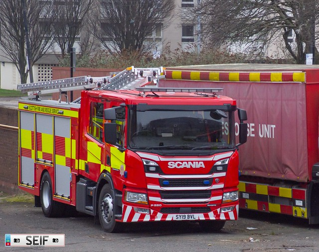 Scania 280 Glasgow Scotland 2021