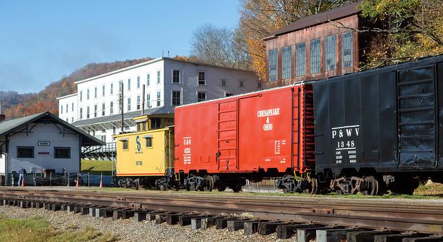 Cass Railway Depot