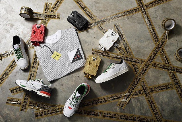 The Art Of The Process: New Collection From Puma And Michael Lau