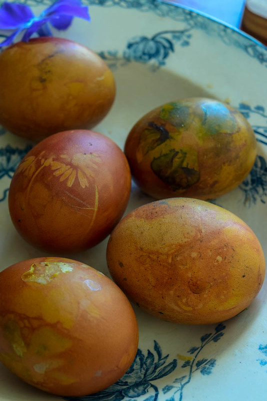 Œufs décorés de Pâques (Easter Pace Eggs) 2