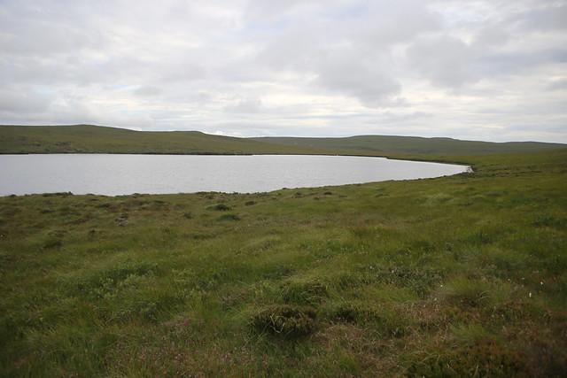 Loch na Gainimh near Blairmore