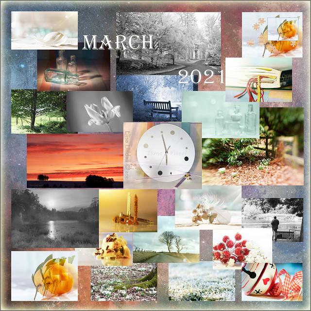 March departs ....