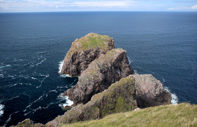 The coast at Cape Wrath