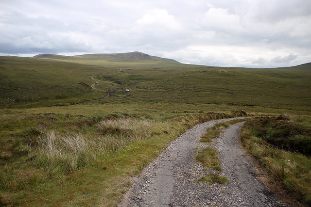 The Road to Cape Wrath
