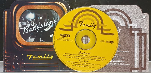 Family...Bandstand...Compact Disc