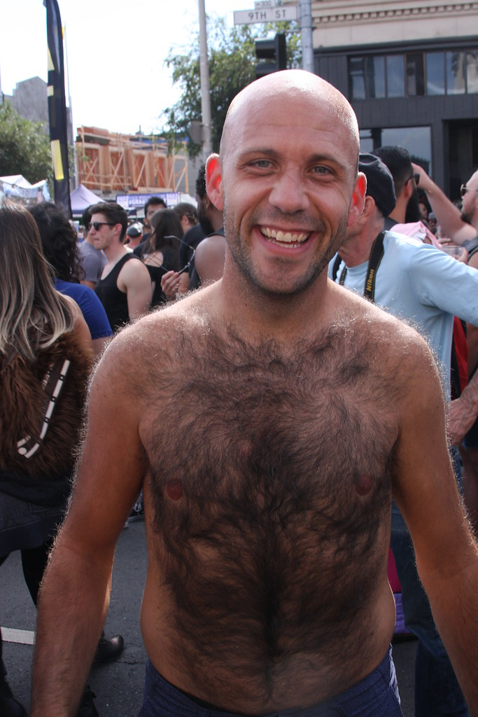 101 HOT BEARMEN / BEARMAN  ! ! # 45 ! (safe photo) (50+ faves)