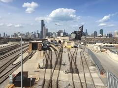 Amtrak Yard