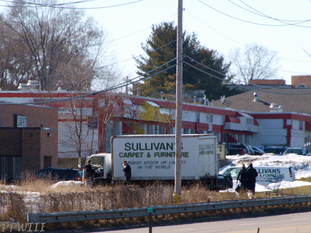Homeless @ Sullivan's