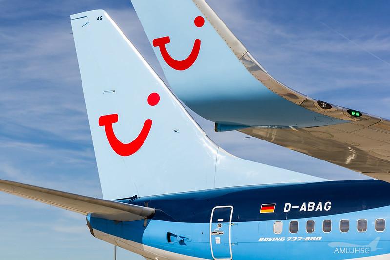 TUI fly - B738 - D-ABAG (1)